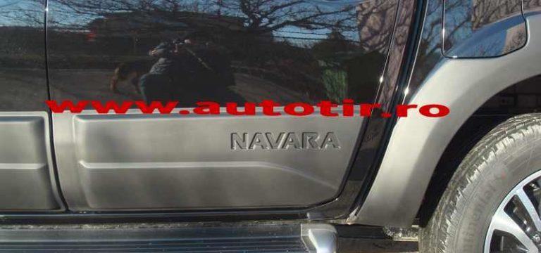 Overfendere Navara NP300
