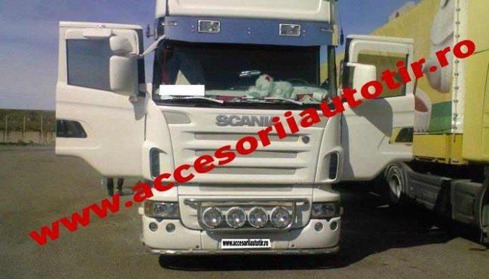 Bullbar Scania
