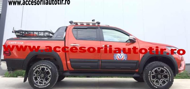 Overfendere Hilux